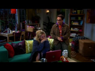 ������ �������� ������ / The Big Bang Theory 2-� ����� ����� 3...